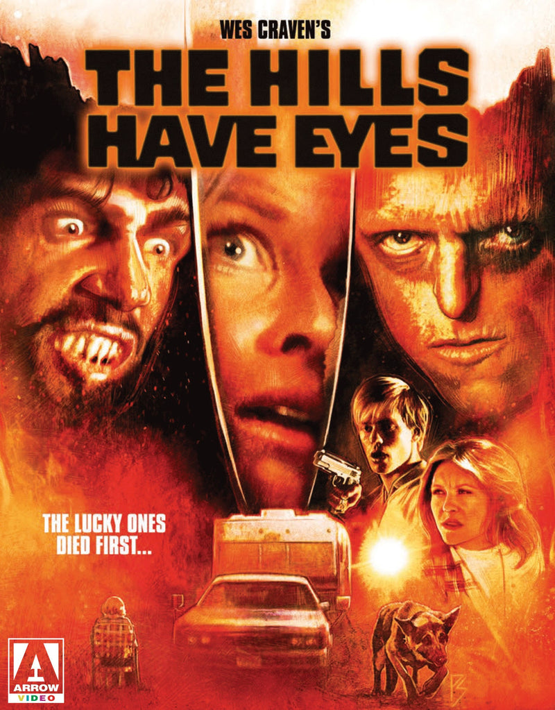 THE HILLS HAVE EYES (STANDARD EDITION) BLU-RAY