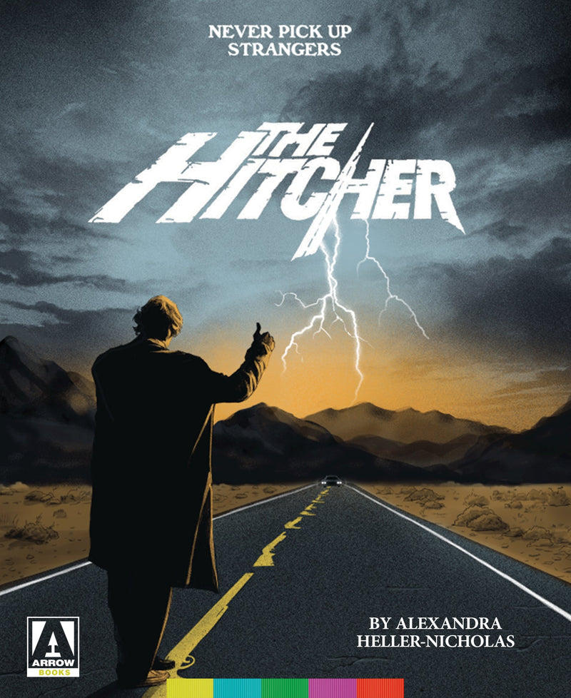 THE HITCHER BOOK