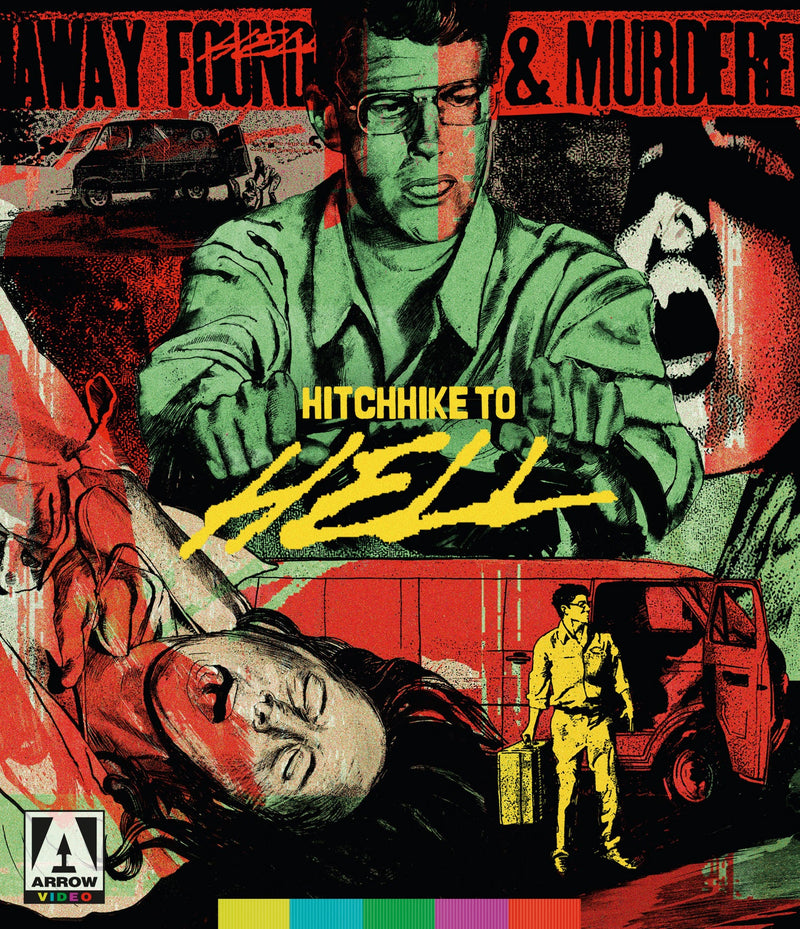 HITCHHIKE TO HELL BLU-RAY