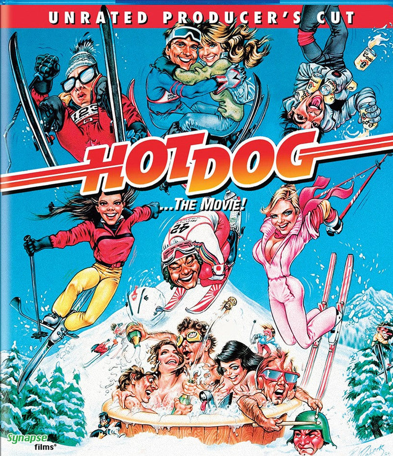 HOT DOG: THE MOVIE BLU-RAY
