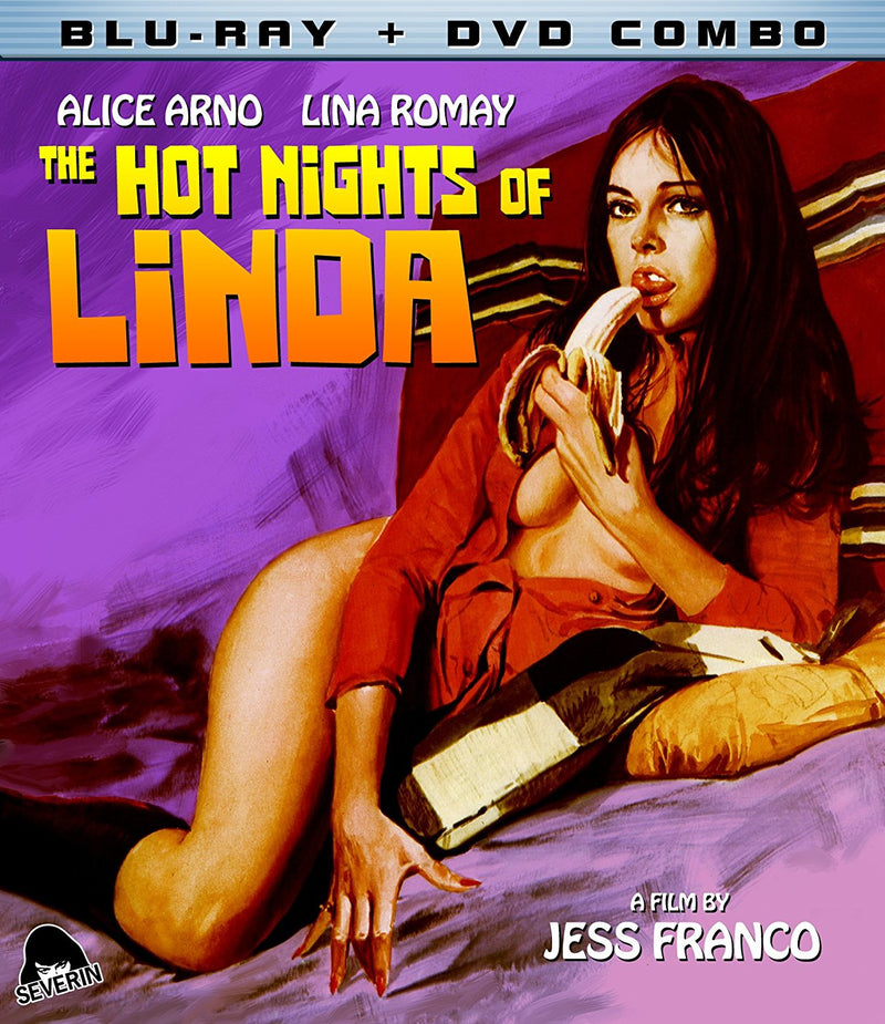 THE HOT NIGHTS OF LINDA (3-DISC LIMITED EDITION) BLU-RAY/DVD