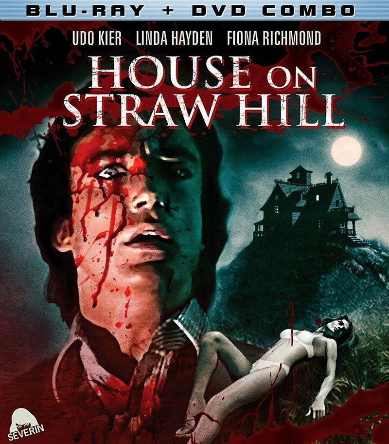 HOUSE ON STRAW HILL BLU-RAY/DVD