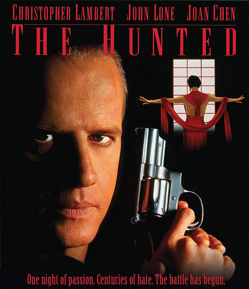 THE HUNTED BLU-RAY