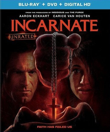INCARNATE BLU-RAY/DVD