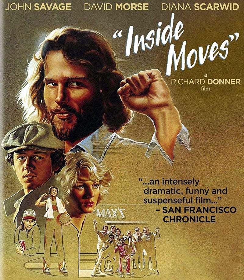 INSIDE MOVES BLU-RAY