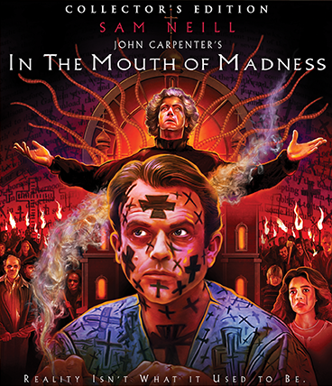 IN THE MOUTH OF MADNESS (COLLECTOR'S EDITION) BLU-RAY