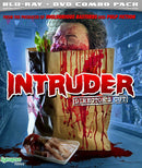 INTRUDER BLU-RAY/DVD