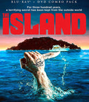 THE ISLAND BLU-RAY/DVD