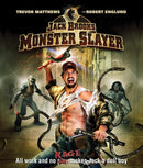 JACK BROOKS: MONSTER SLAYER BLU-RAY