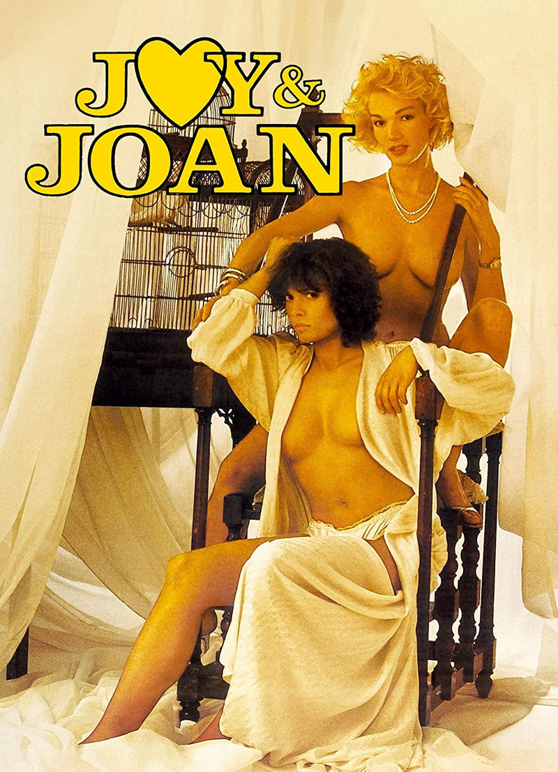 JOY AND JOAN DVD