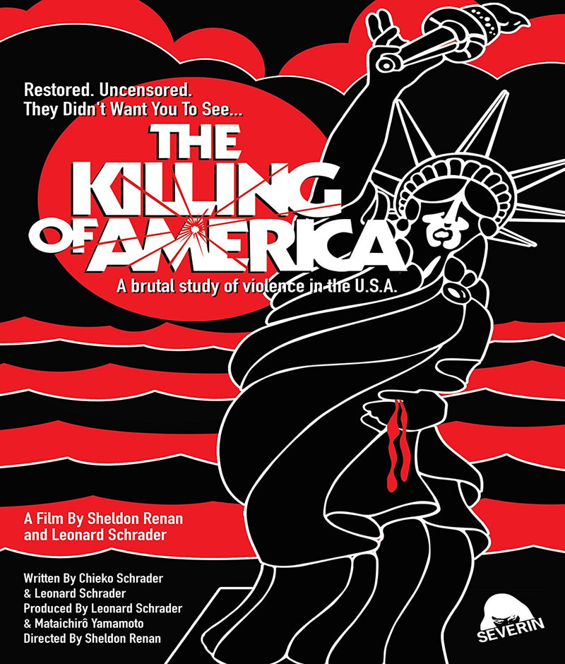 THE KILLING OF AMERICA BLU-RAY