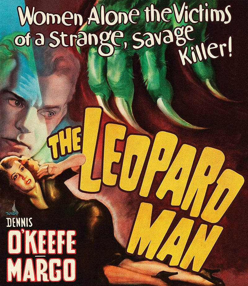 THE LEOPARD MAN BLU-RAY