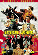 LETHAL FORCE DVD