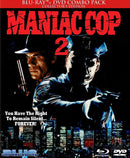 MANIAC COP 2 (COLLECTOR'S EDITION) BLU-RAY/DVD
