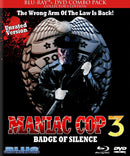 MANIAC COP 3 (COLLECTOR'S EDITION) BLU-RAY/DVD