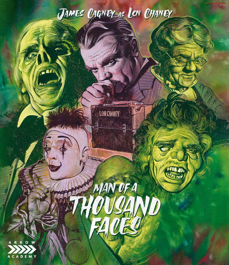 MAN OF A THOUSAND FACES BLU-RAY