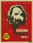 MANSON FAMILY MOVIES (2-DISC LIMITED EDITION) DVD