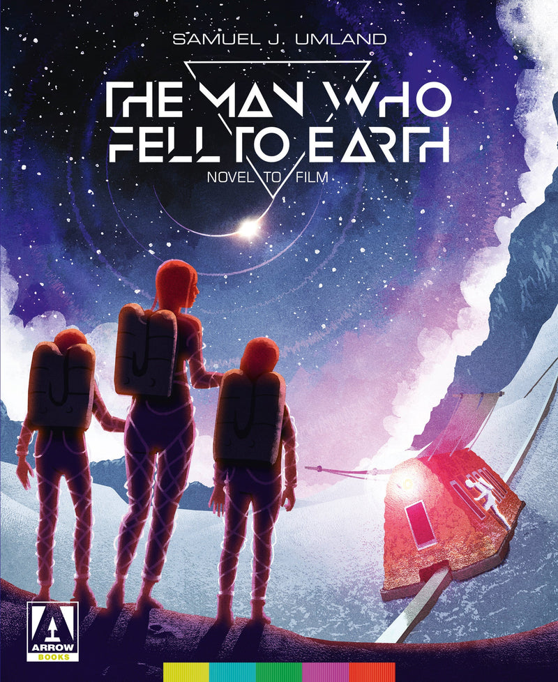 THE MAN WHO FELL TO EARTH BOOK