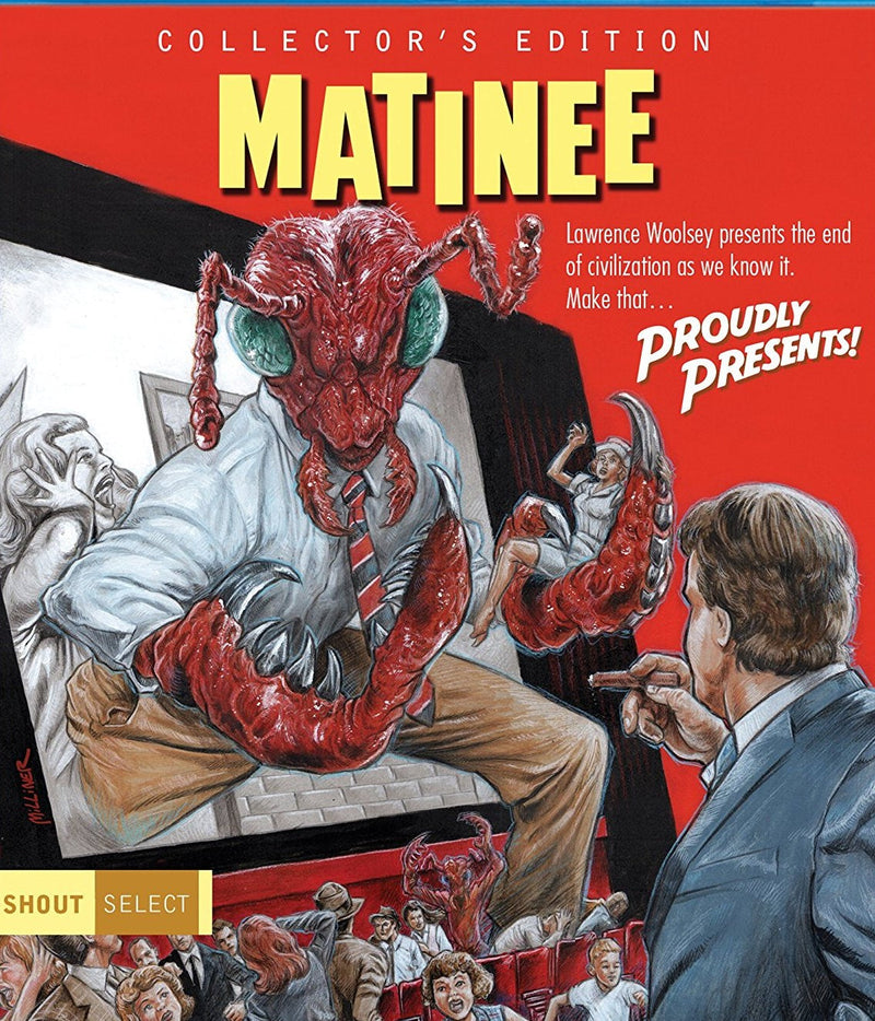 MATINEE (COLLECTOR'S EDITION) BLU-RAY