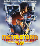 METALSTORM: THE DESTRUCTION OF JARED SYN BLU-RAY