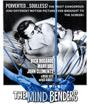 THE MIND BENDERS BLU-RAY