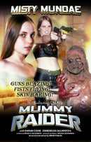 MISTY MUNDAE: MUMMY RAIDER DVD