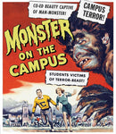 MONSTER ON THE CAMPUS BLU-RAY