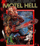 MOTEL HELL (COLLECTOR'S EDITION) BLU-RAY/DVD