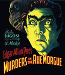 MURDERS IN THE RUE MORGUE BLU-RAY