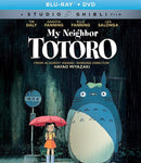 MY NEIGHBOR TOTORO BLU-RAY/DVD
