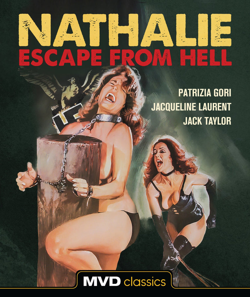 NATHALIE: ESCAPE FROM HELL BLU-RAY
