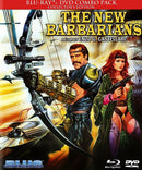 THE NEW BARBARIANS BLU-RAY/DVD