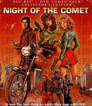 NIGHT OF THE COMET (COLLECTOR'S EDITION) BLU-RAY/DVD