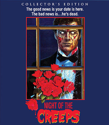 NIGHT OF THE CREEPS (COLLECTOR'S EDITION) BLU-RAY
