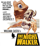 THE NIGHT WALKER BLU-RAY