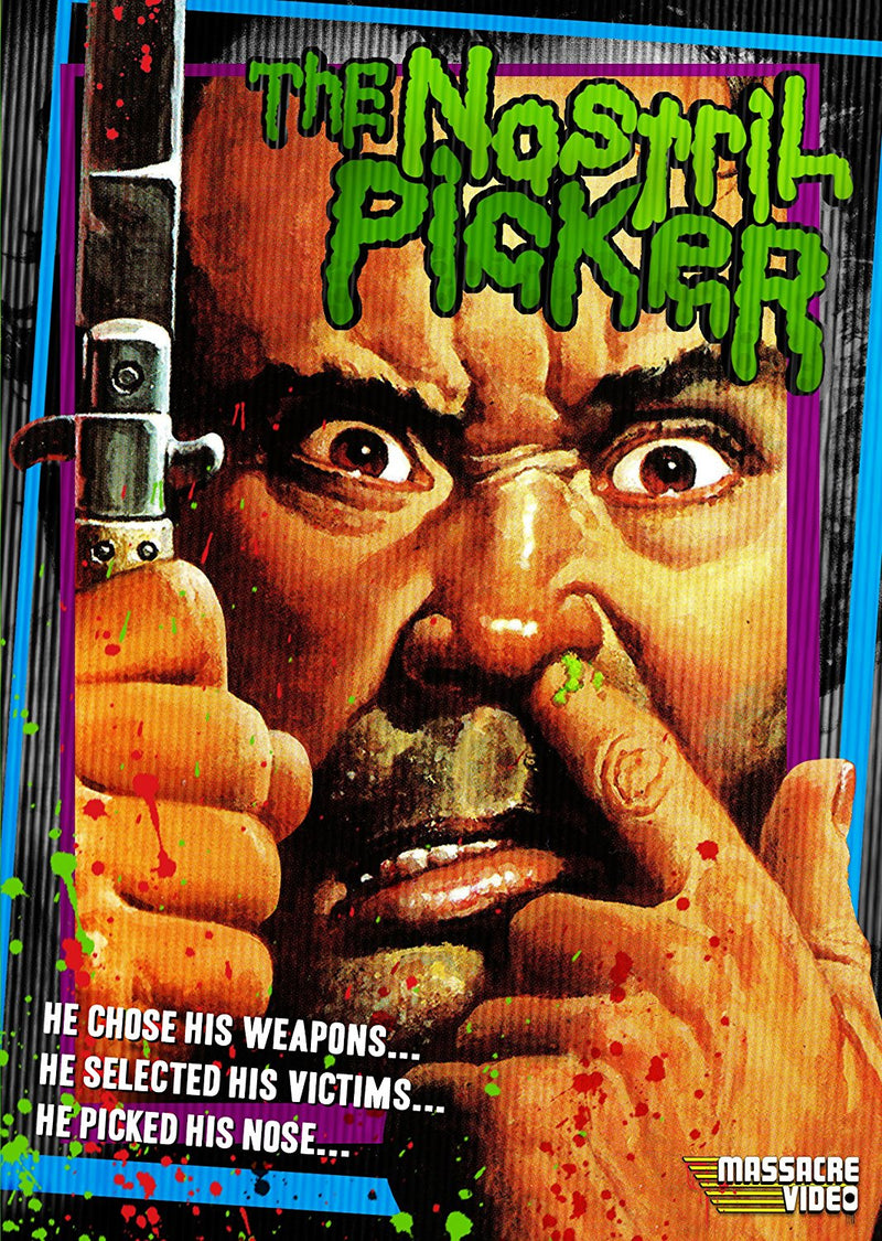 THE NOSTRIL PICKER DVD