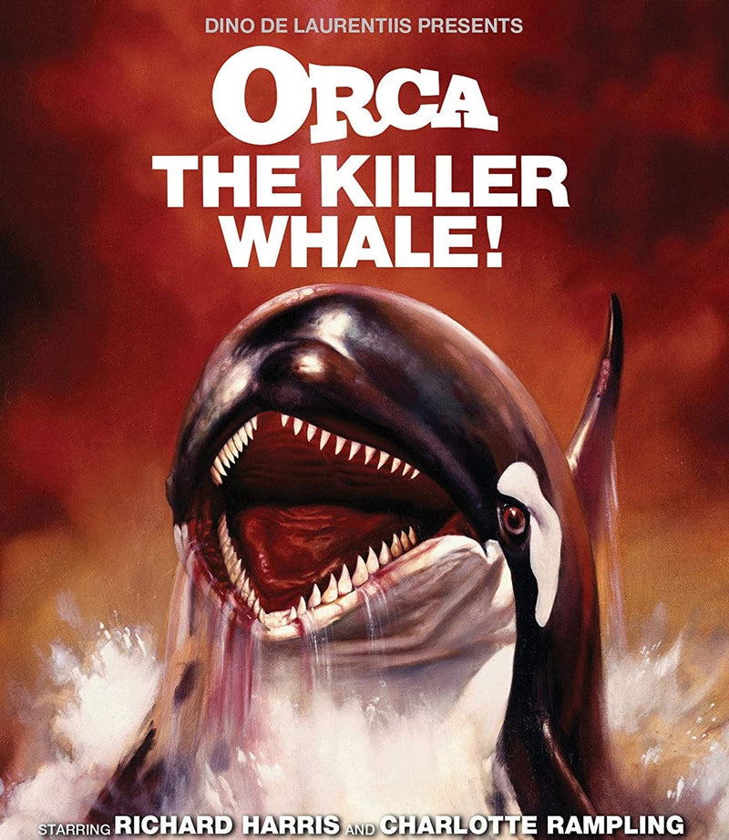 ORCA: THE KILLER WHALE BLU-RAY