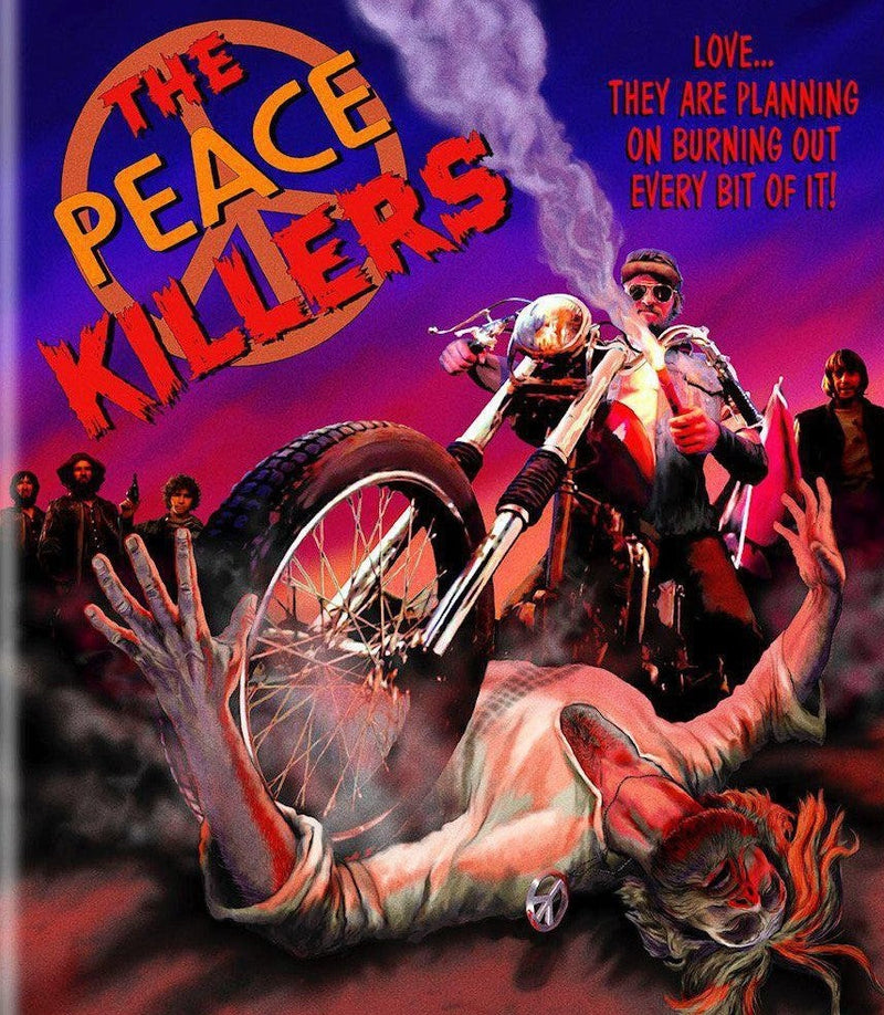 THE PEACE KILLERS BLU-RAY