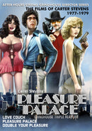 PLEASURE PALACE GRINDHOUSE TRIPLE FEATURE DVD