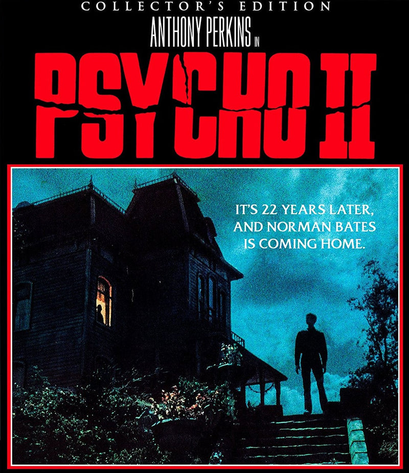 PSYCHO II (COLLECTOR'S EDITION) BLU-RAY