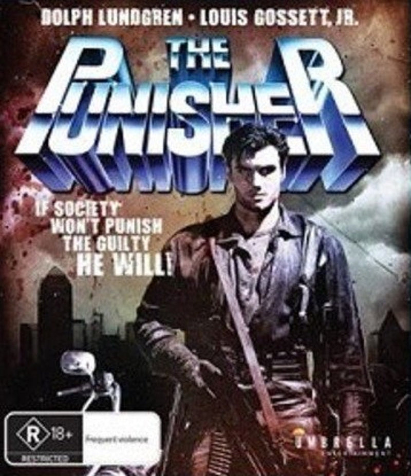 THE PUNISHER BLU-RAY