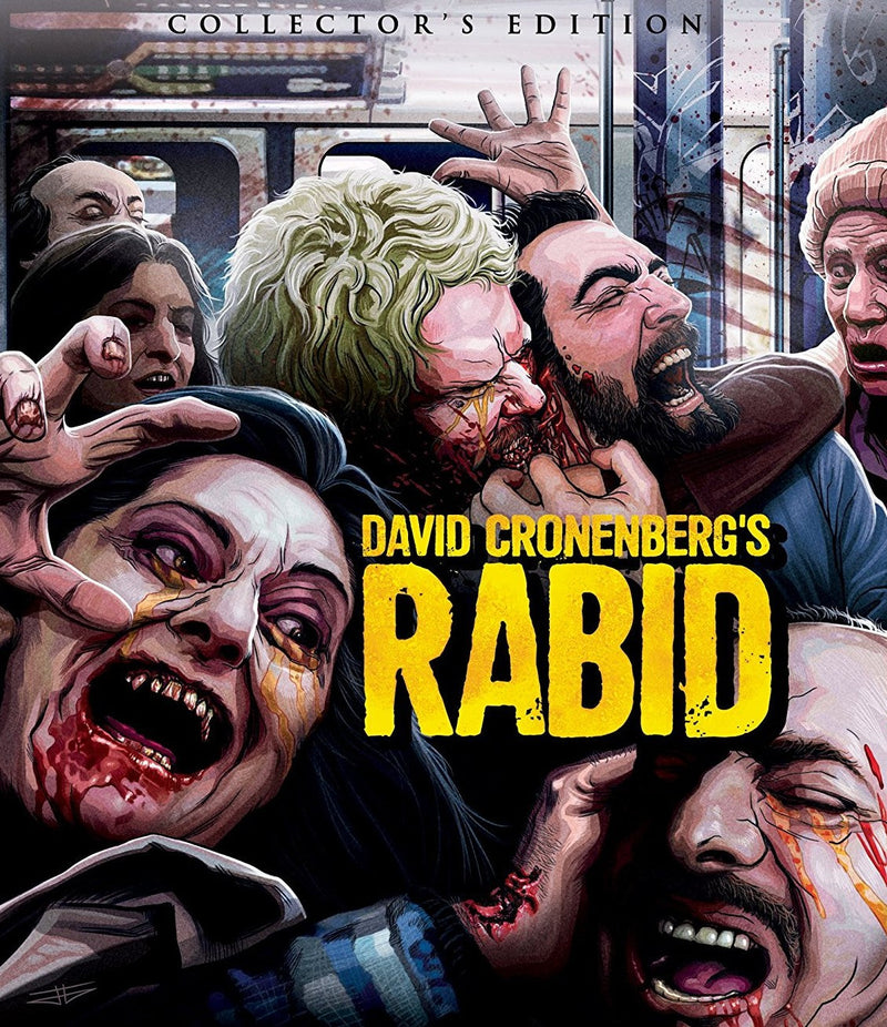 RABID (COLLECTOR'S EDITION) BLU-RAY