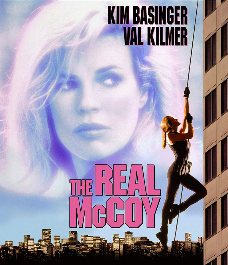THE REAL MCCOY BLU-RAY