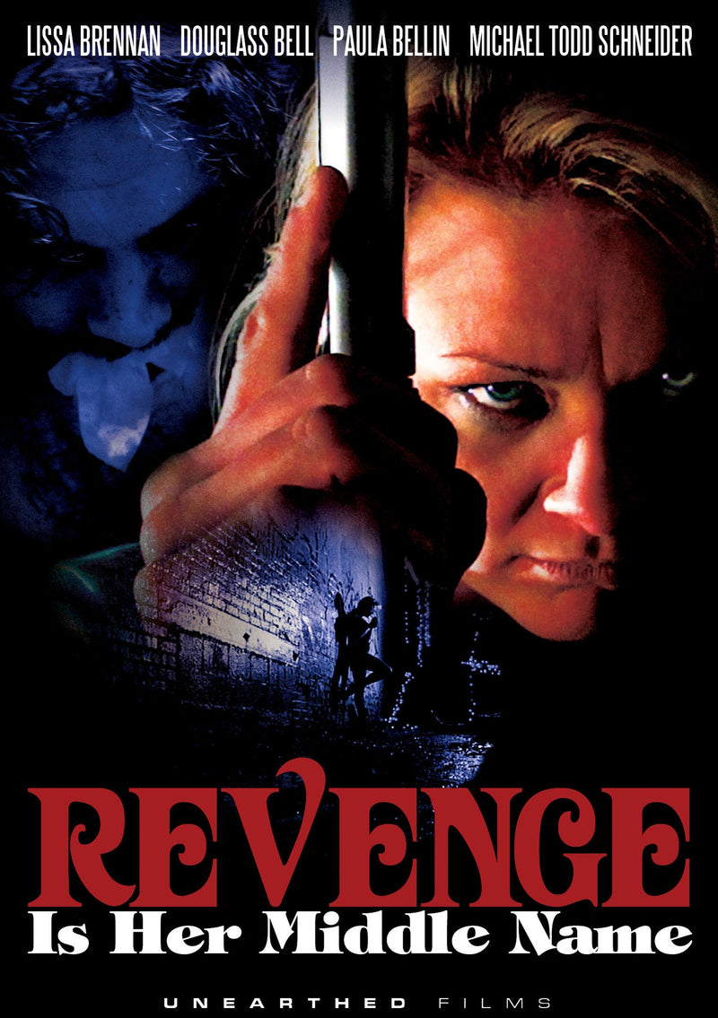 REVENGE IS HER MIDDLE NAME DVD