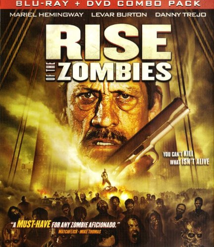 RISE OF THE ZOMBIES BLU-RAY/DVD