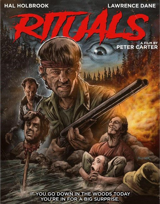RITUALS (LIMITED EDITION) BLU-RAY