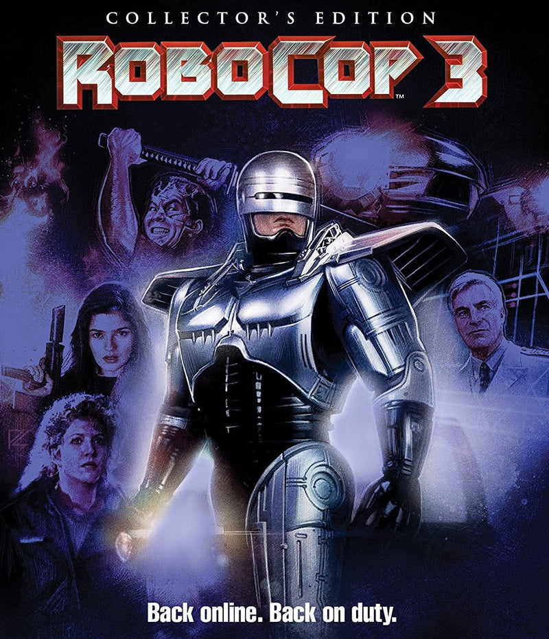 ROBOCOP 3 (COLLECTOR'S EDITION) BLU-RAY