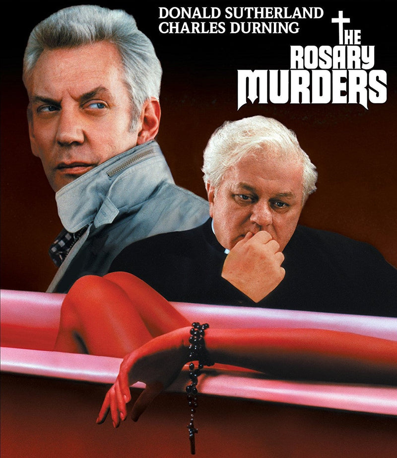 THE ROSARY MURDERS BLU-RAY