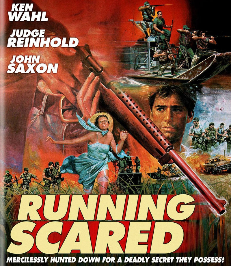 RUNNING SCARED (LIMITED EDITION) BLU-RAY