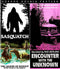 SASQUATCH / ENCOUNTER WITH THE UNKNOWN BLU-RAY